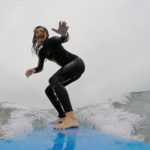 Triple Threat Delaney, Coach Pat Weber, San Diego Surfing Academy, San Diego surfing lessons, Oceanside surfing lessons