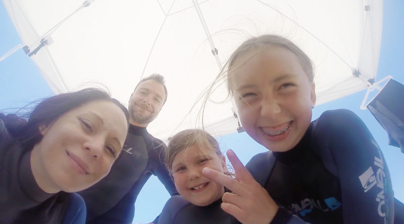 Windy City Graham Fam, family surfing lesson, San Diego Surfing Academy, Coach Pat Weber
