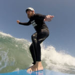 Wave of the Day at 23rd Annual Swamis Blind Surf - S. Ponto State Beach